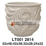 East Asia Modern Dark Terracotta Pot For Manufacturer