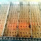 Low price conveyor stainless steel chain plate wide use