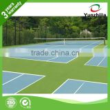 acrylic acid synthetic badminton flooring material