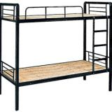 Factory Offer Strong Structure Two Layer KD structure Steel Bunk Beds