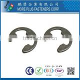 Maker in Taiwan Stainless Steel E Type E Ring Retaining Ring