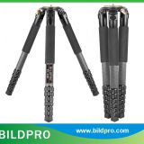 BILDPRO CT-140F Carbon Fiber Tripod Professional Camera Holder Photography Stand