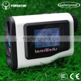 China Laser Rangefinder Mini Laser Rangefinder for Golf and Outdoor Sport