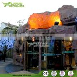 High-end House Outer Decoration Artificial Rock