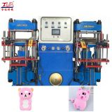 double heads hydraulic Cartoon mobile power cover making machine