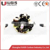electric motor spare parts carbon brush and holder assembly for all kinds of cars starters