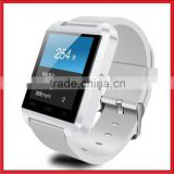 R0793 U8 high-end popular zd09 smart watch, silicone wrist mobile watch phones