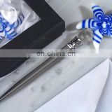 Art Deco Glass Starfish Letter Opener Favor