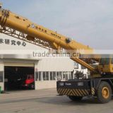 XJCM QRY50 NEW ROUGH TERRAIN CRANE