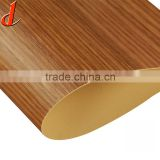 Decorative PVC wood grain film