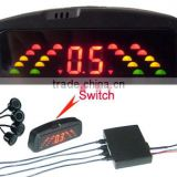 Radar display parking sensor 12 v car anti radar best car parking sensor for car paking sensor system