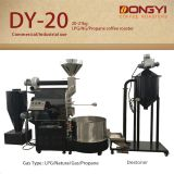 China factory supply industrial 20kg coffee been roaster machine