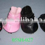 Lovely PINK & Black boots with Roller Blades For Plush Toys and Dolls! BEST PRICE!