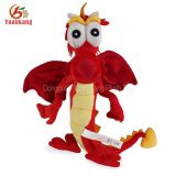 Chinese New Year Plush Toy Stuffed Flying Dragons Toys Plush Baby Dragon