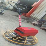 Supply with electric power Hand Held Floor Pavement Trowelling Machine