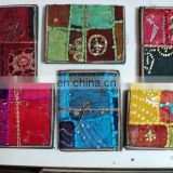PATCHWORK PAPER NOTEBOOKS SET OF 3 PCS SET