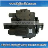 plastic making machinery HighLand Concrete Mixers Hydrulic Pump coupling for hydraulic pump