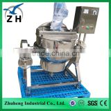 electric kettle boiler stainless steel fixed type jacket kettle double oil jacketed kettle