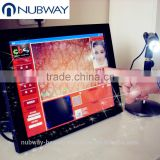 professional made in Taiwan smart skin diagnosis system desktop face analyzer