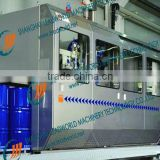 automatic rapeseed oil weighing filling line for 20-200kg big barrel