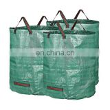 Eco-Friendly High Quality Garden Leaves Grass woven Bags