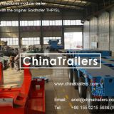 ChinaTrailers manufactures Goldhofer THP/SL Modular Trailer