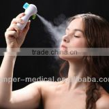 China mini handy ultrasonic nebulizer for beauty care facial steamer ,CE,FCC,ROHS marked