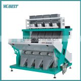 High sorting accuracy recycled plastic color sorter