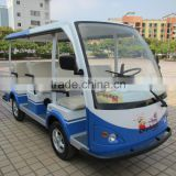 Tourist Coach sightseeing tourist electric mini bus
