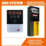 2017 New Design access control automatic car parking ticket machine