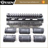 Ar15 M4 Rifle Carbine Length /Picatinny Quad Rail Handguard