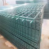 High quality decorative double wire mesh garden fence