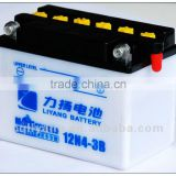 Motorcycle Lead Acid Storage (12V 4AH dry-charged motorcycle battery)