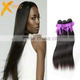 Wholesale Silky Straight Hair, 100% Brazilian Remy Virgin Human Hair Extension