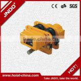 high-end quality electric trolley manufacturer 5ton hoist electric trolley