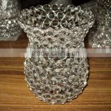 Wedding Decoration Crystal Flower Vase,Wedding Crystal Flower Vase,Crystal Flower Vase For Home Decoration,Crystal Center Piece