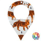 Organic Baby Bibs For Boys And Girls Baby Custom Bandana Drool Bibs With Snap