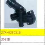 For VW Thermostat and Thermostat Housing 06B121111M 06D121111G 06E121111D 06F121111F