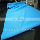 Lady dress Polyester spandex fabric