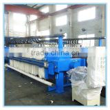 China Popular Chamber Filter Press Machine