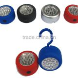 Camping Light Lamp Hanging Pocket Clip-On Light 24LED