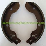 Brake shoes for CHANGAN electric car, non asbestos