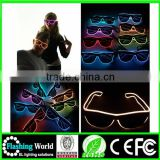 High quality new cool light up sunglasses for christmas