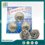 Professional mesh scourer ball with low price