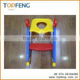 Baby Toilet Trainer Chair Seat/ Potty Training With Step Up Ladder