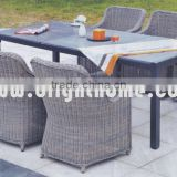 Chair and Table set BP-723 PE rattan wicker Leisure Outdoor Products
