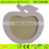 Apple shaped wholesale photo frame