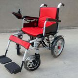 light-weight electric foldden wheelchair