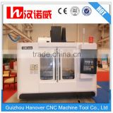 High speed cnc machining center VMC850 box way low cost verical machining center 1000*500mm worktable 8000rpm Taiwan spindle