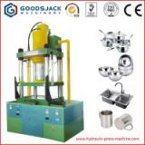 Four Column Deep Drawing Hydraulic Press